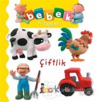 Çiftlik - Bebek Kitapları (Ciltli) %15 indirimli Nathalie Belineau