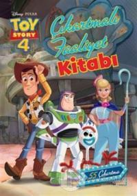 Çıkartmalı Faaliyet Kitabı - Toy Story 4