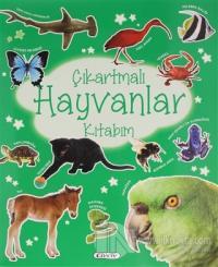 Çıkartmalı Hayvanlar Kitabım