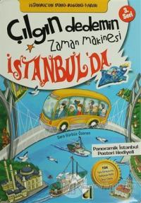 Çılgın Dedemin Zaman Makinesi İstanbul'da (10 Kitap Takım)