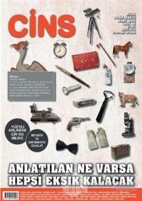 Cins Aylık Kültür Dergisi Sayı: 66 Mart 2021