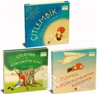 Çitlembik Set - Organik Kitap (3 Kitap Takım) (Ciltli)