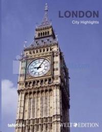 City Highlights London Welt Edition (Ciltli)