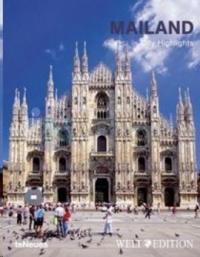 City Highlights Mailand Welt Edition (Ciltli)