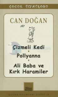 Can Doğan - Çizmeli Kedi-Pollyanna-Ali Baba