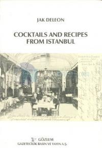 Cocktails And Recipes From Istanbul %10 indirimli Jak Deleon