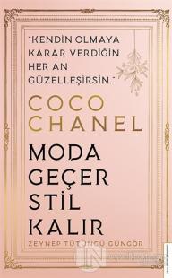 Coco Chanel Zeynep Tütüncü Güngör
