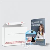 Çocuğumun İlk Doktoruyum - Ebeveynler İçin Temel İlk Yardım Başucu Kitapçığı ve İlk Yardım Seti
