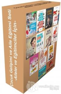Çocuk Gelişimi ve Aile Eğitimi Seti (12 Kitap Takım)