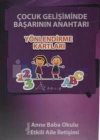 Çocuk Gelişimi Yönlendirme Kartları