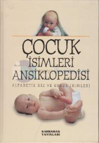 Çocuk İsimleri Ansiklopedisi-Alfabetik