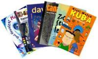 Çocuk Kitapları Seti (9 Kitap Takım) Zor Sevgiler, Gizli Melek Kuba, Canavar, Okul Hayaleti Kuno, Kamo(4 Kitap), Oyuncak Masalı Davin