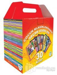 Çocuk Klasiklerinden Seçme Eserler (30 Kitap Takım)