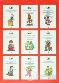 Değerler Eğitimi Çocuk Seti (20 Kitap Takım)