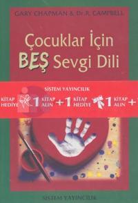 Çocuklar İçin Beş Sevgi Dili Kitabını Alana Kes Sesini! Benimle Tartışma! Kitabı Hediye