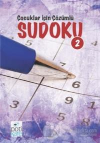 Çocuklar İçin Çözümlü Sudoku 2