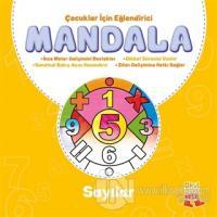 Çocuklar İçin Eğlendirici Mandala: Sayılar