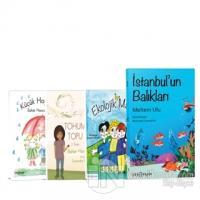 Çocuklar İçin Ekoloji Seti (4 Kitap)