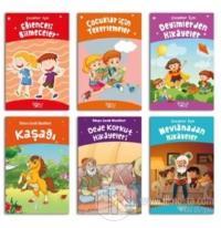 Çocuklar İçin Geleneksel Kitaplar Seti (6 Kitap Takım)