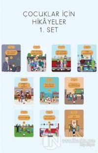 Çocuklar İçin Hikayeler 1. Set (10 Kitap Takım)