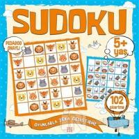 Çocuklar İçin Sudoku Çıkartmalı (5+ Yaş) Kolektif