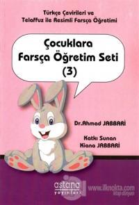 Çocuklara Farsça Öğretim Seti (3) %10 indirimli Ahmad Jabbari