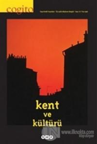 Cogito Sayı: 8 Kent ve Kültürü