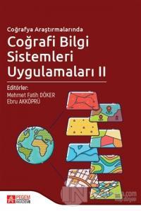 Coğrafya Araştırmalarında Coğrafi Bilgi Sistemleri Uygulamaları 2