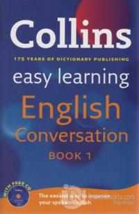 Collins Easy Learning English Conversation Book 1