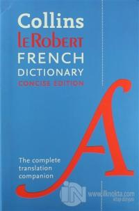 Collins LeRobert French Dictionary