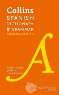 Collins Spanish Dictionary and Grammar Essential Edition