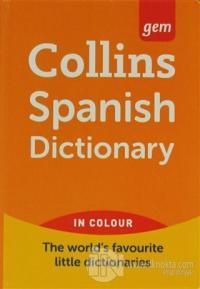 Collins Spanish Dictionary (Gem) Kolektif
