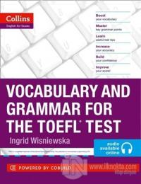 Collins Vocabulary and Grammar For The TOEFL Test + Downloadable Audio