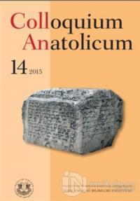 Colloquium Anatolicum %10 indirimli Bilge Hürmüzlü