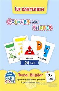 Colours and Shapes - İlk Kartlarım