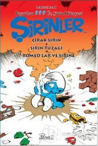 Comics No:7 Şirinler - Çırak Şirin - Şirin Tuzağı - Romeo'lar ve Şirine