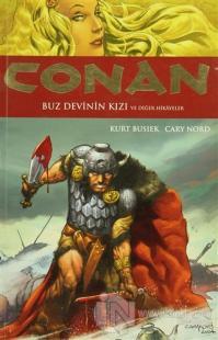Conan Sayı 2: Buz Devinin Kızı ve Diğer Hikayeler