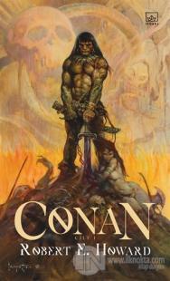 Conan: Cilt 1 %38 indirimli Robert E. Howard