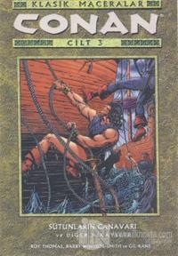Conan Klasik Maceralar Cilt: 3