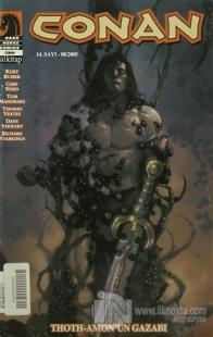 Conan Sayı: 14 Thoth - Amon'un Gazabı
