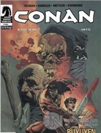 Conan Sayı: 48 Büyüyen Karanlık