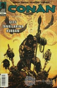 Conan Sayı: 49 Gece Tanrılarına Kurban