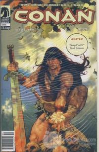 """Conan Sayı: 50 """"Nergal'in Eli"""" Final Bölümü"""