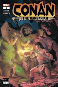 Conan The Barbarian Sayı 9