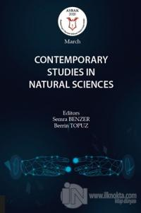 Contemporary Studies in Natural Sciences