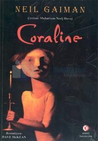 Coraline %25 indirimli Neil Gaiman