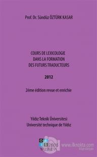 Cours De Lexicologie Dans La Formation Des Futurs Traducteurs