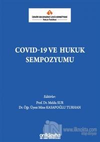 COVID-19 ve Hukuk Sempozyumu (Ciltli)