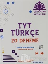 Çöz Kazan YKS 1. Oturum TYT Türkçe 20 Deneme