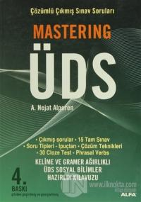 Çözümlü Çıkmış Sınav Soruları Mastering ÜDS